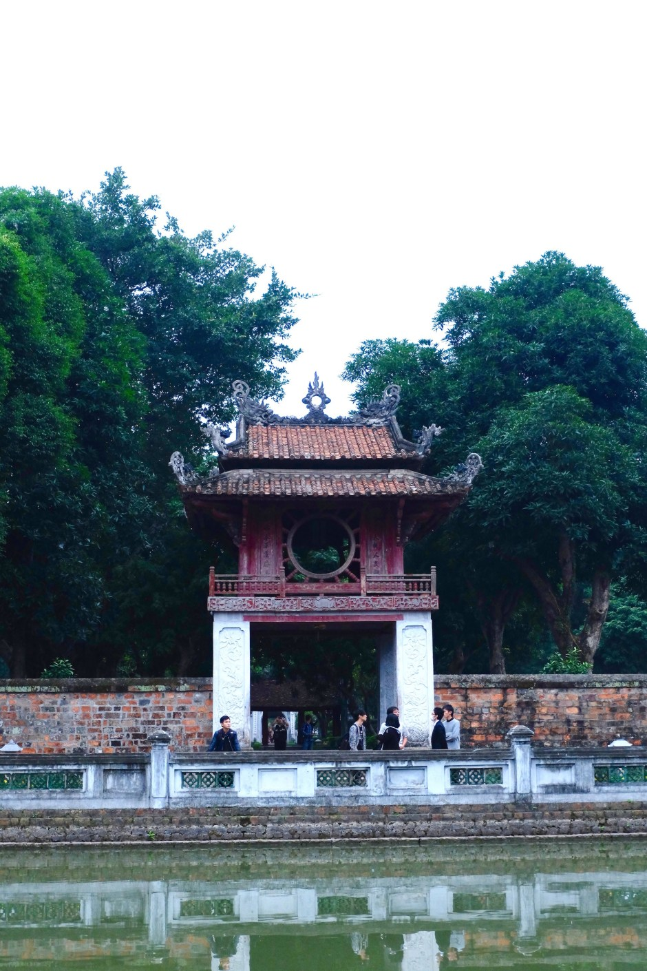 Oldest University in Hanoi