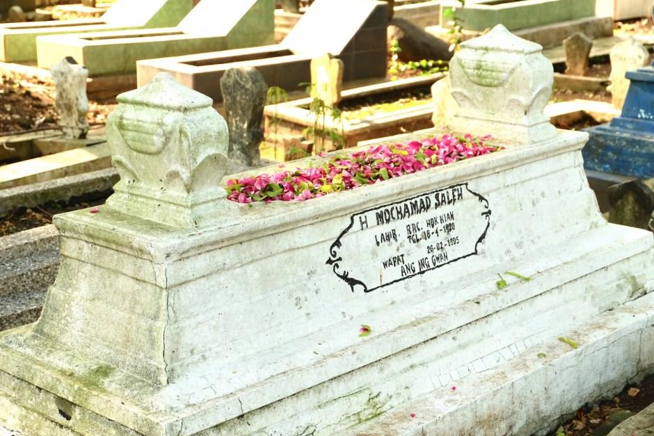 Grand Uncle Grave