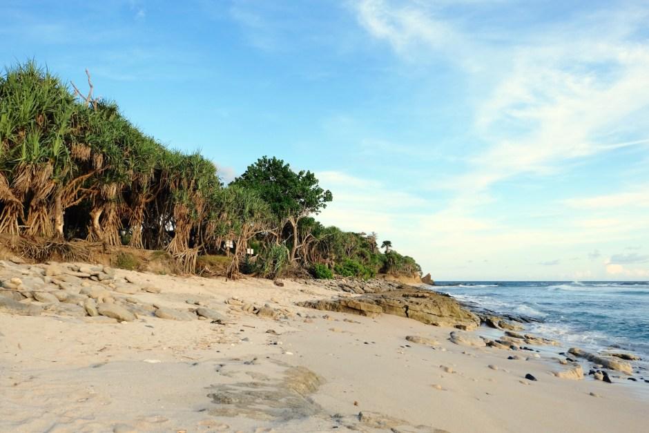 Papuma Beach