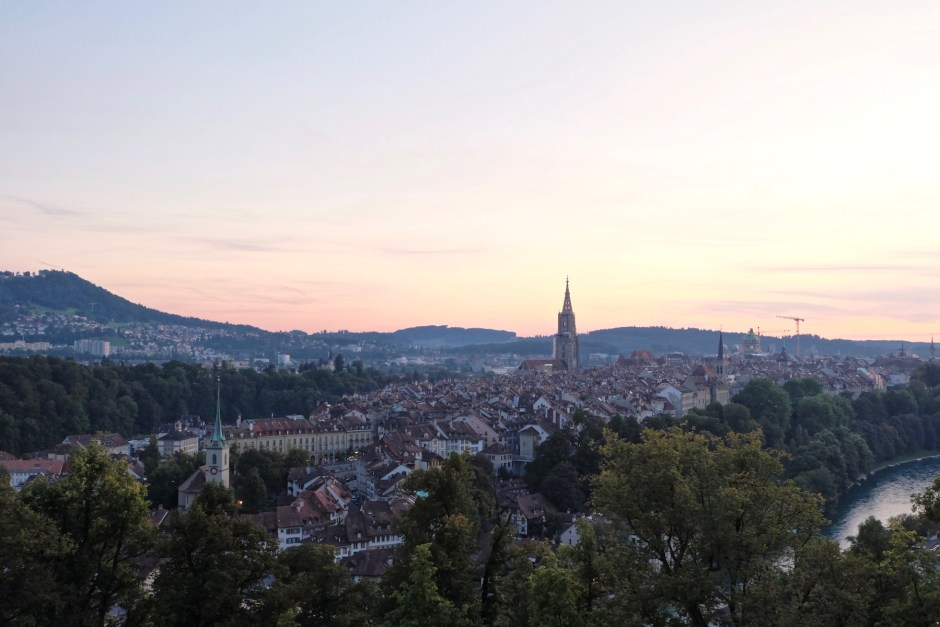 Bern Sunset