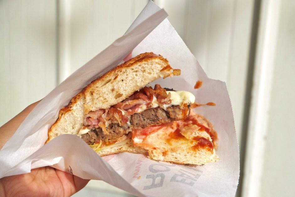 Rockfood Burger