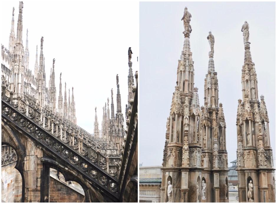 Duomo Milano Roof
