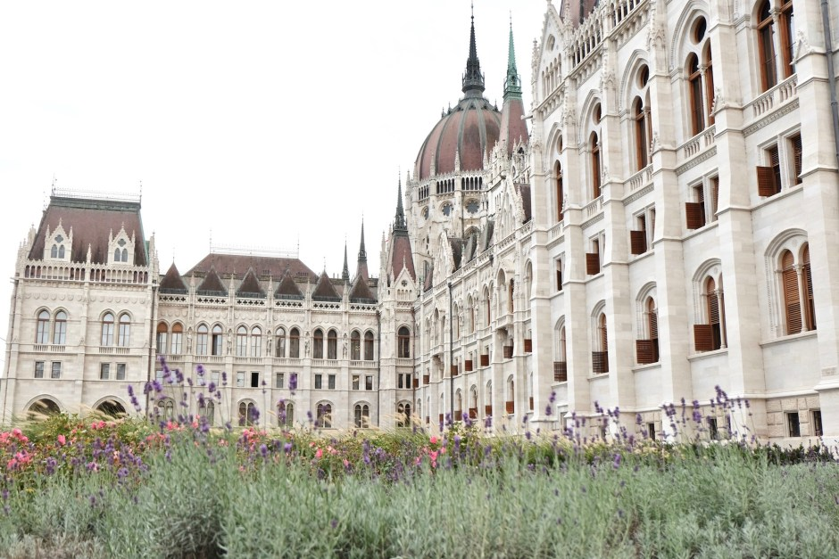 Hungarian Parliament Building Hungary Budapest