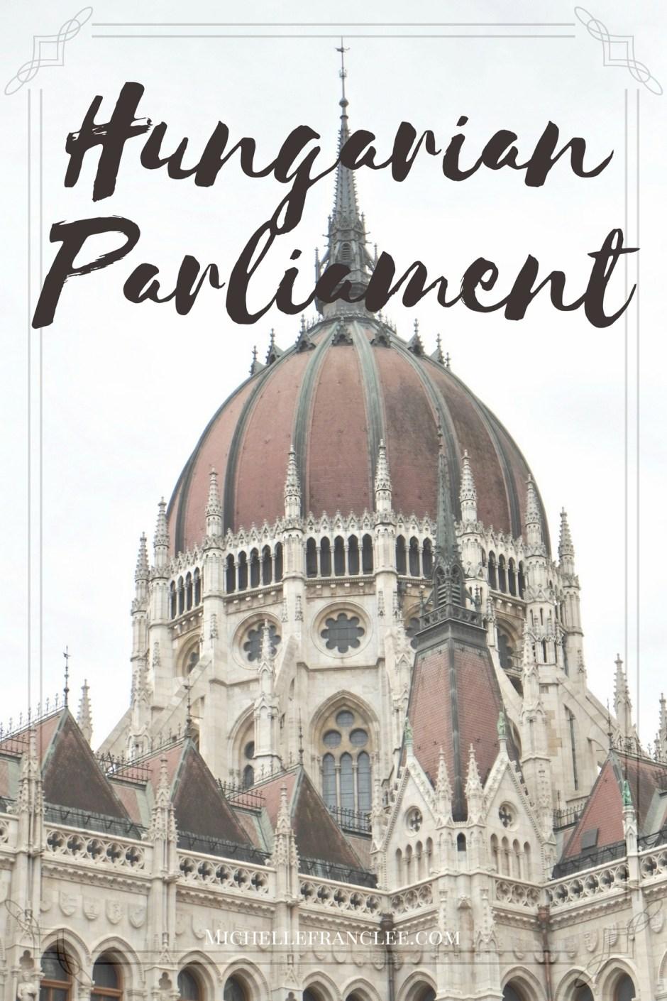 Hungarian Parliament Pinterest