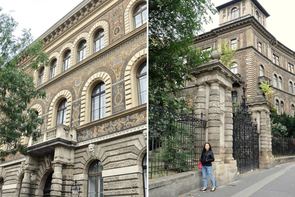 Andrassy Utca Budapest