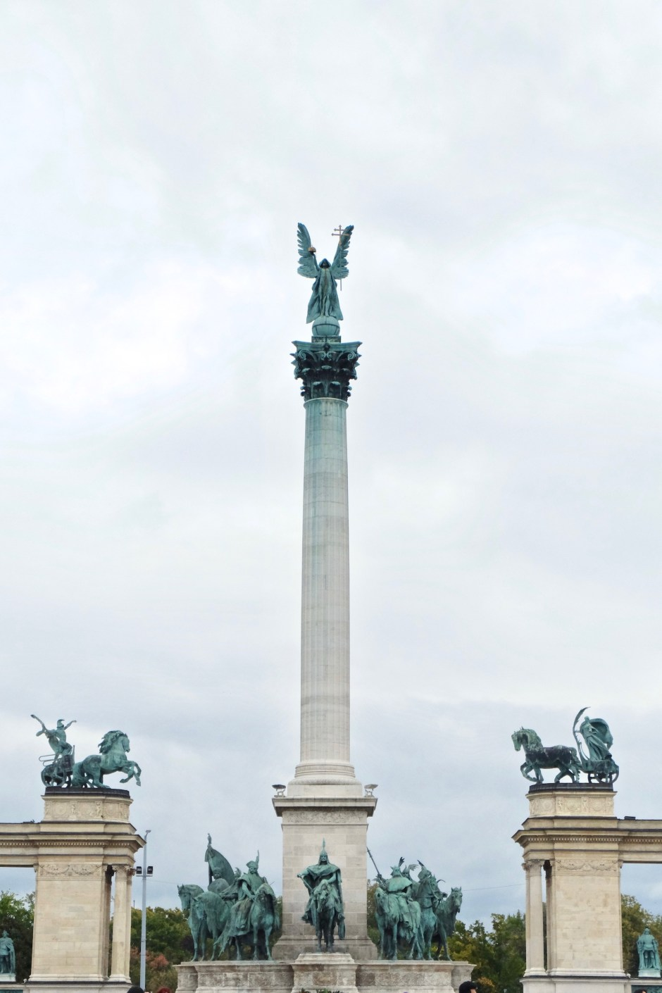 Hosok Tere Budapest Heroes Square