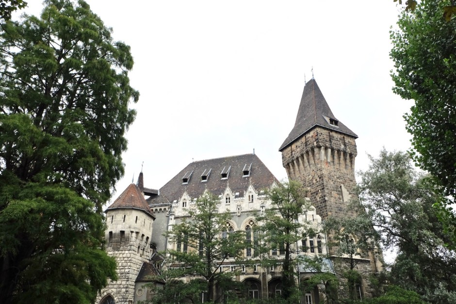 Vajdahunyad Castle Hungary