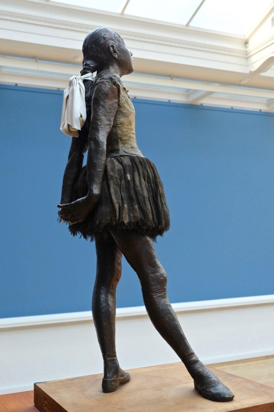 Ballerina Edgar Degas
