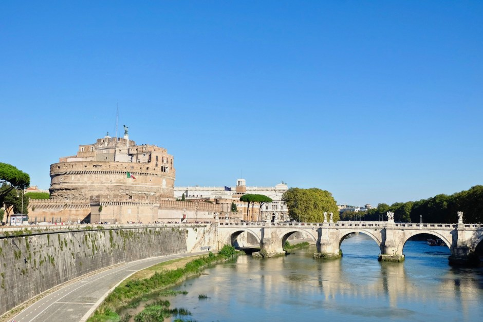 Castle of Angels Rome