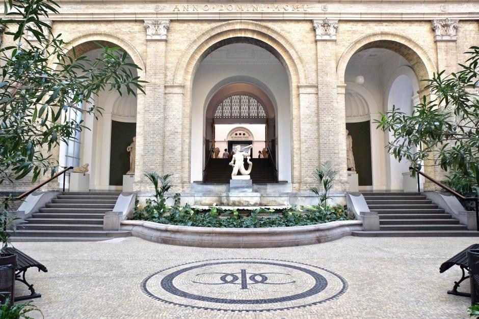 Glyptotek Carlsberg Garden