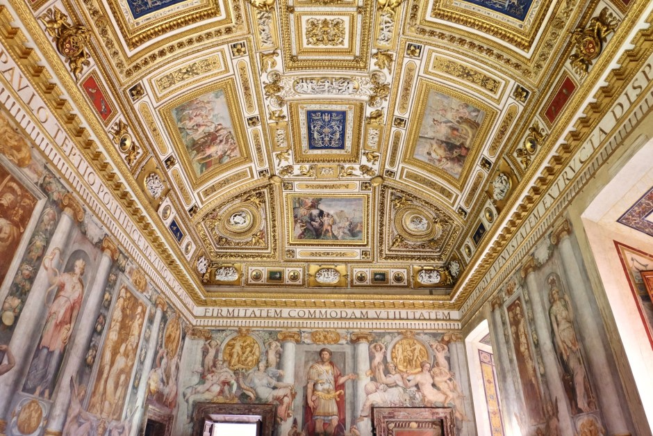 Inside Castle of Angels