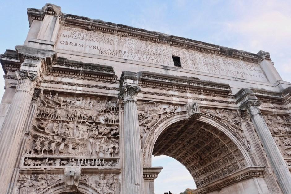 Roman Forum Triumph