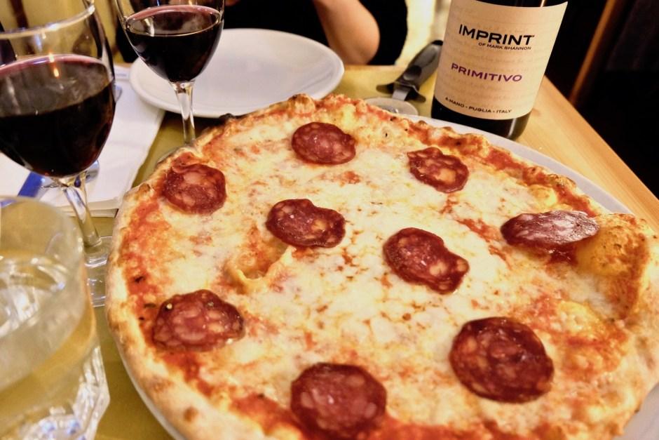 Sette Oche Pizza