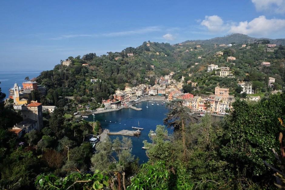 Italy Portofino Best View
