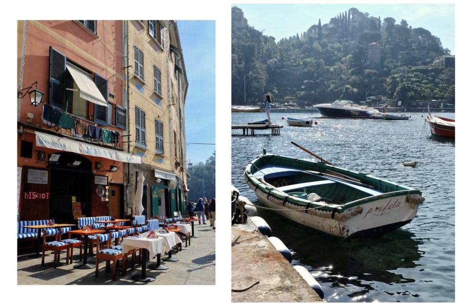 Jolly Restaurant Portofino Boat