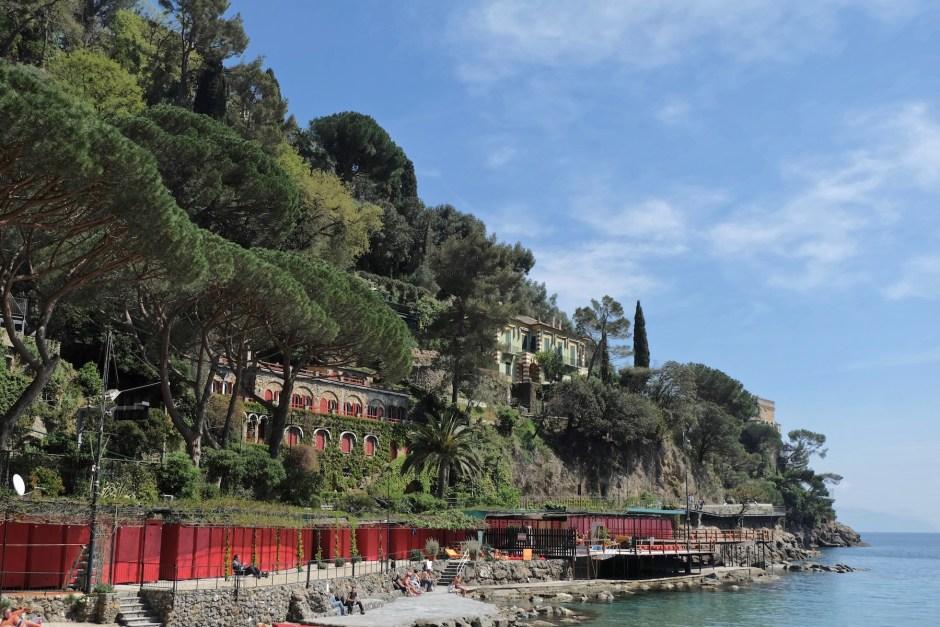 Paraggi Bay Italia Travel