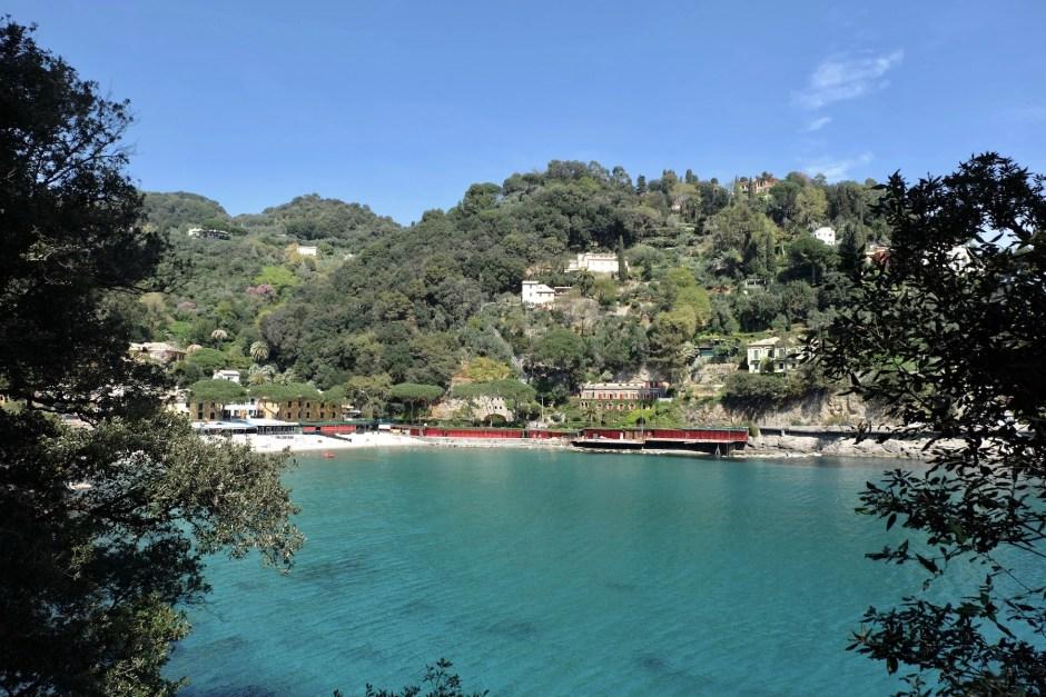 Paraggi Bay Italy Portofino