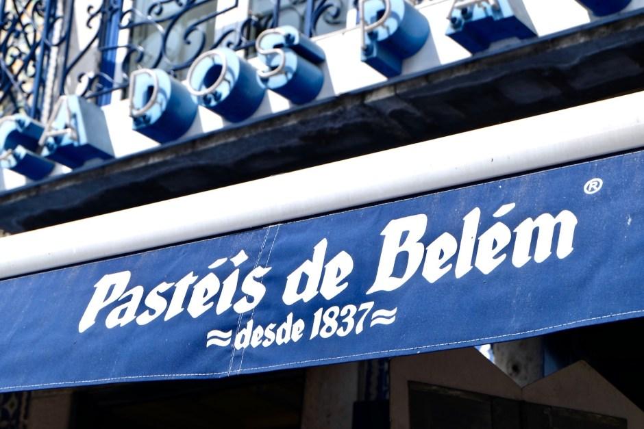 Pasteis de Belem Lisbon Portuguese Tart Portugal