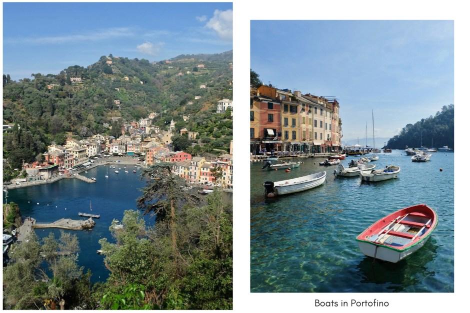 Portofino Boat View