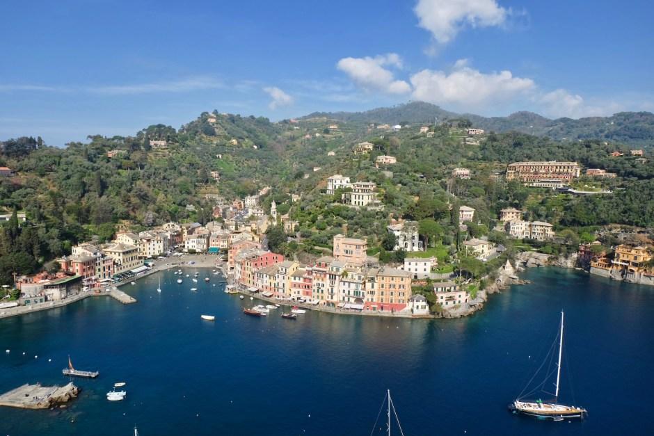 Portofino italian coast travel guide