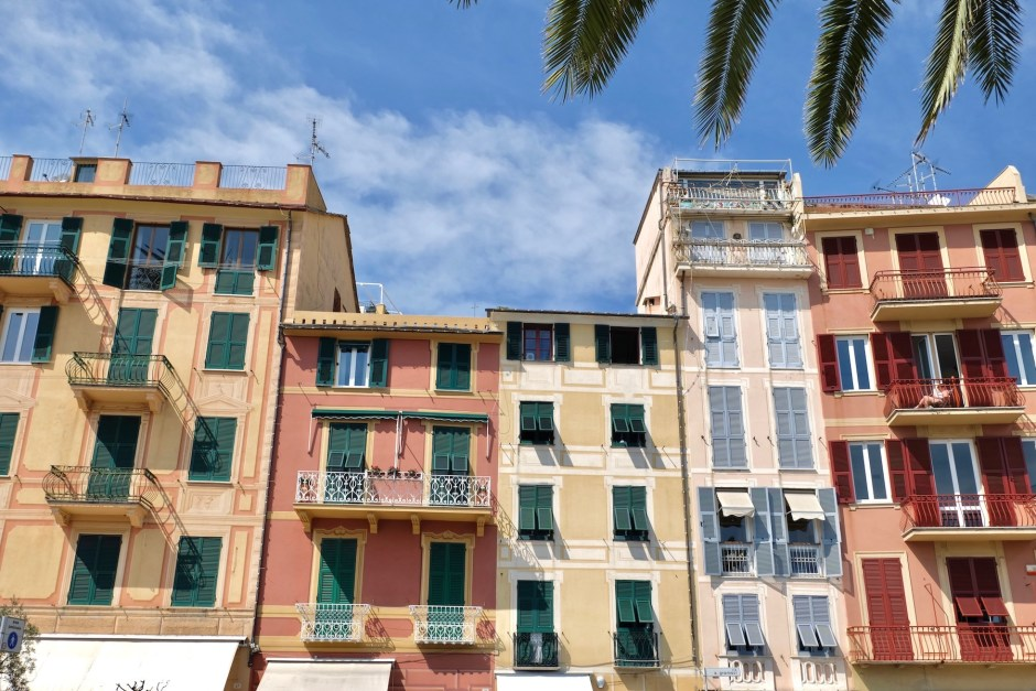 Santa Margherita Ligure Houses