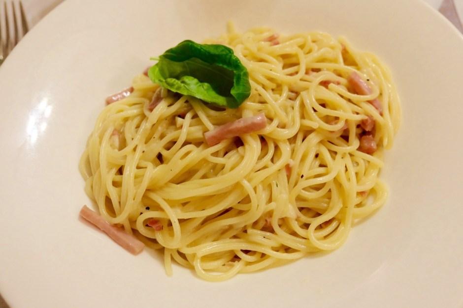 Spaghetti Carbonara Spaghetti & Co