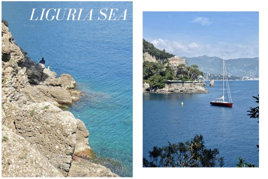 Water Activities in Portofino