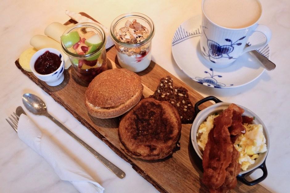 brunch menu royal smushi cafe