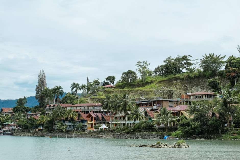 Samosir Lake Toba