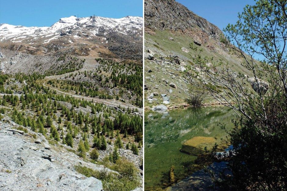 Lake Grindjisee Zermatt