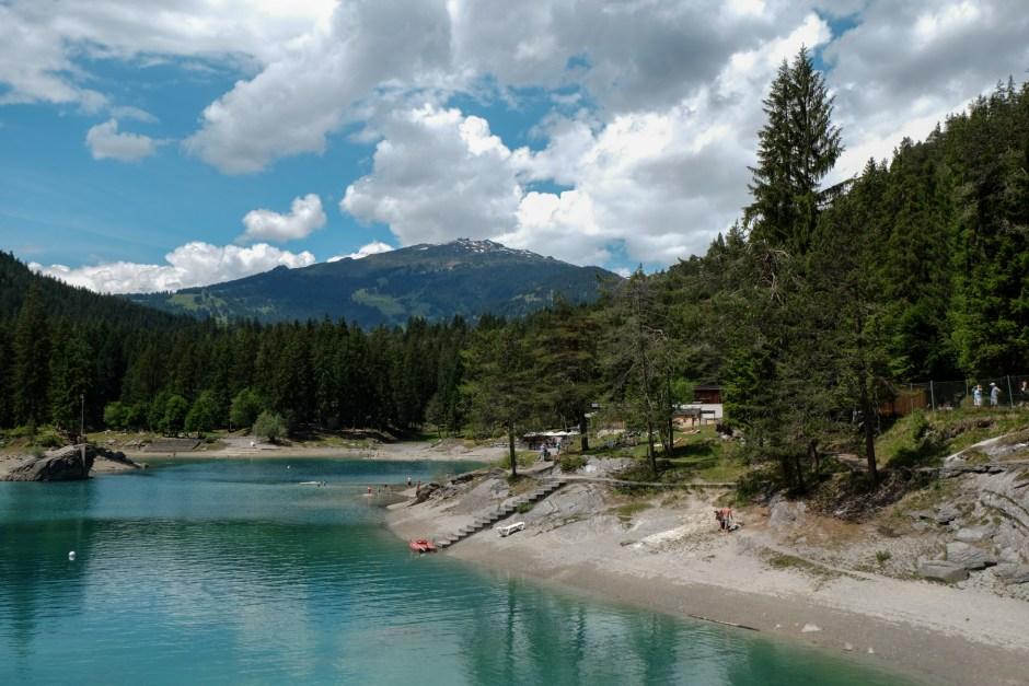 Lake Caumasee
