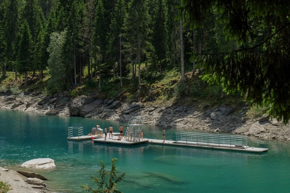 Lake Caumasee Swiss-24