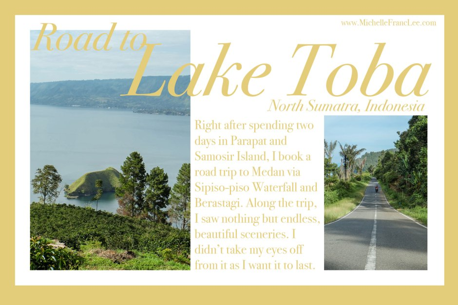 Lake Toba North Sumatra Indonesia