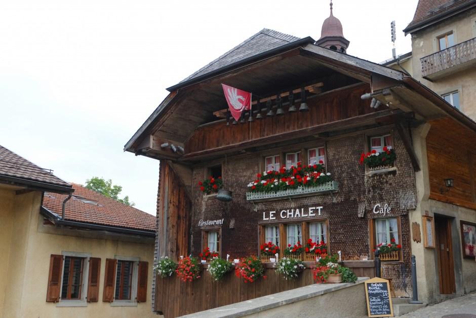Gruyeres Switzerland