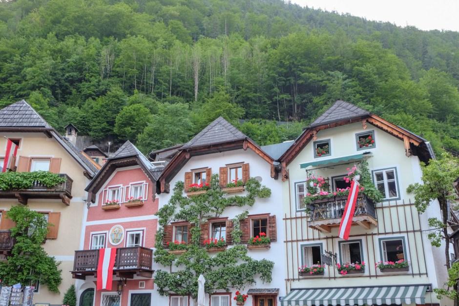 Hallstatt Austria Travel blog Michelle 6