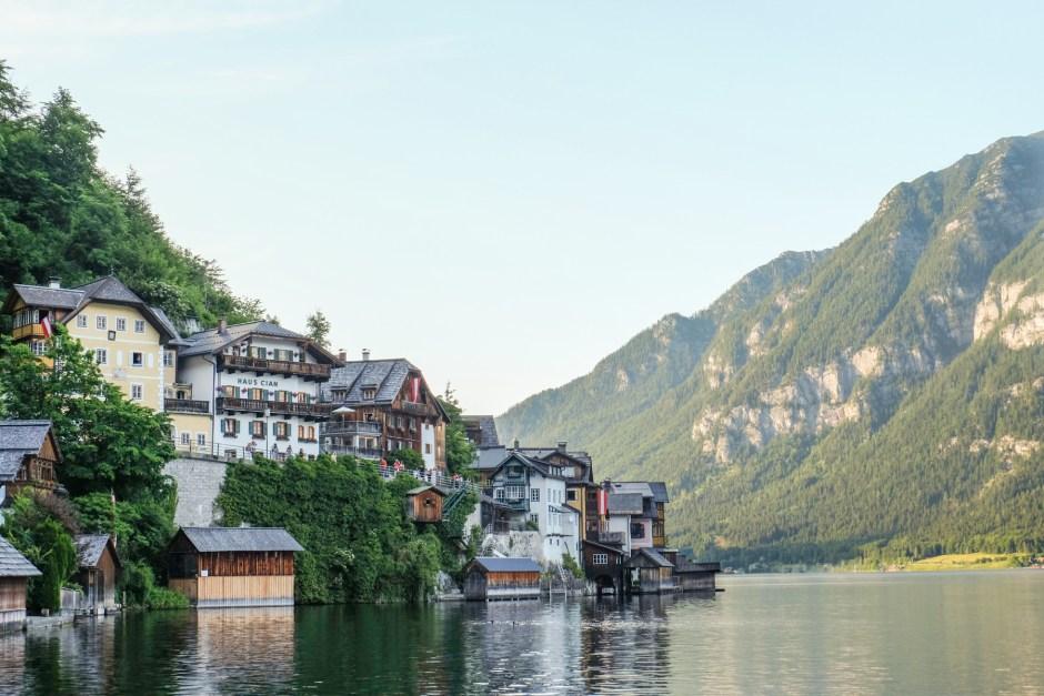 Hallstatt Austria Travel blog Michelle 3