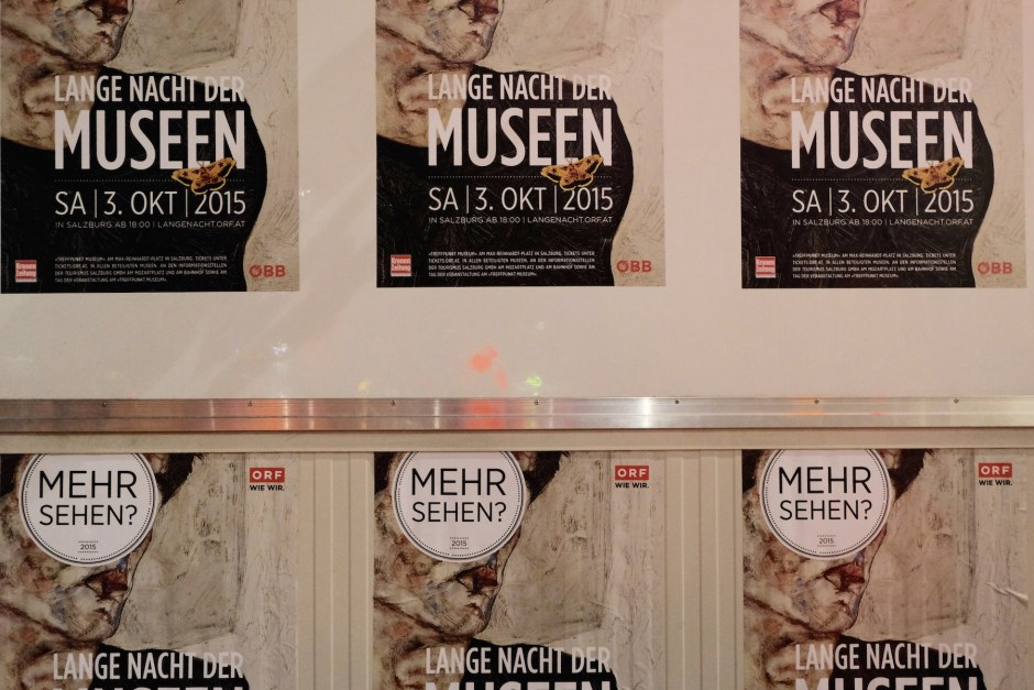 Night at the museum Salzburg