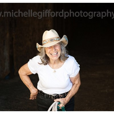 Barbara, My Kind of Cowgirl.  Michelle Gifford Photography, Inland Empire Senior Photographer