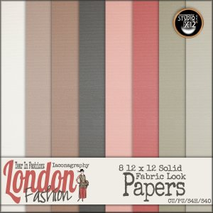 londonfashionsolidpapersdisplay