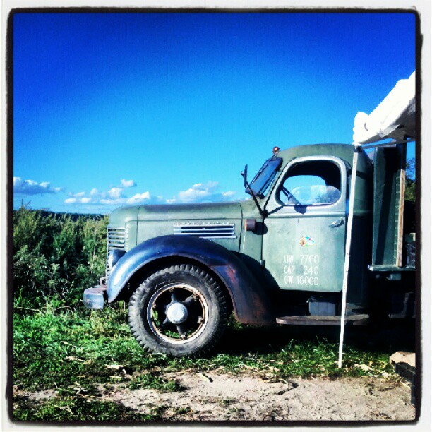 Farm Truck #longisland #hamptons #farm #vegetables