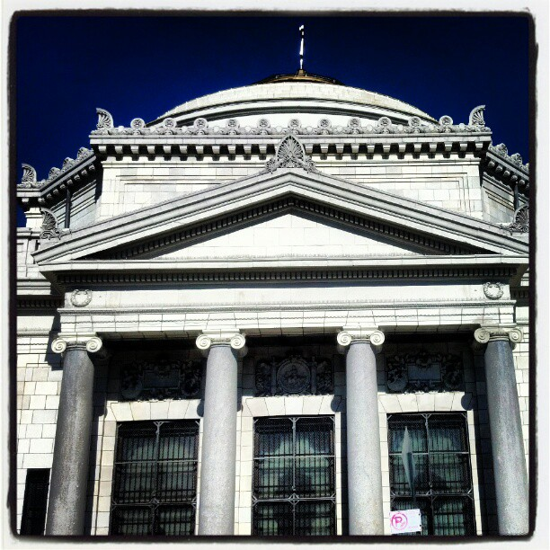 Williamsburg #Brooklyn #NYC #architecture #dome