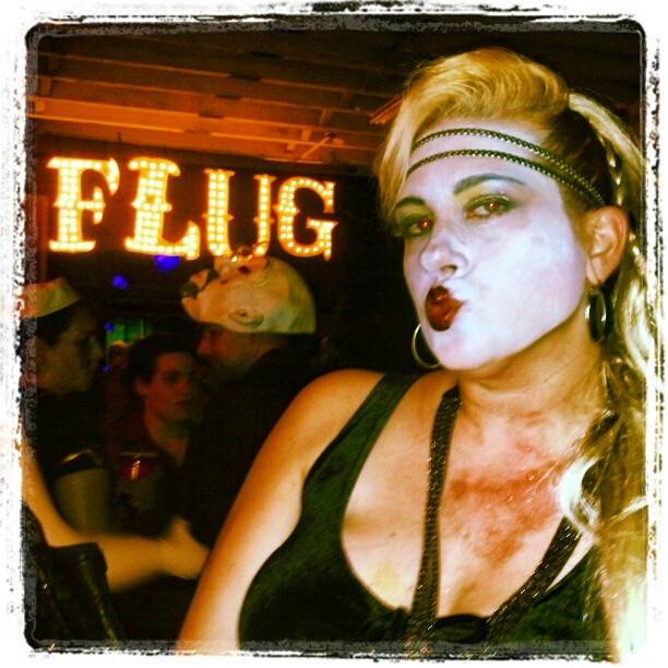 The Flug #halloween #resourcemagazine #sheimflug #party