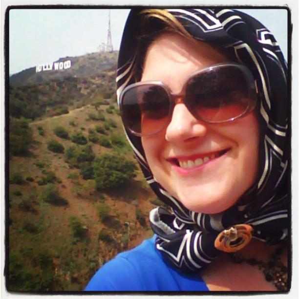 I made it to Hollywood !  #photography #losangeles #imastar