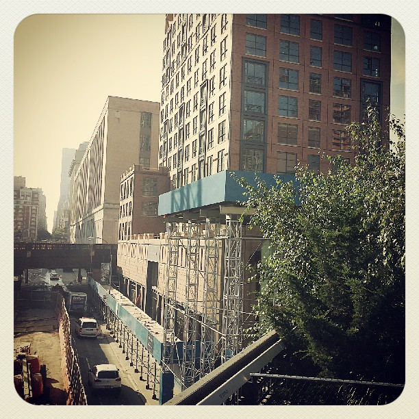 The Highline #newyork #photography #parks
