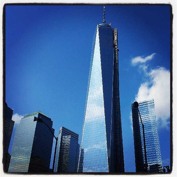 Freedom Tower #newyork #photography #memorial