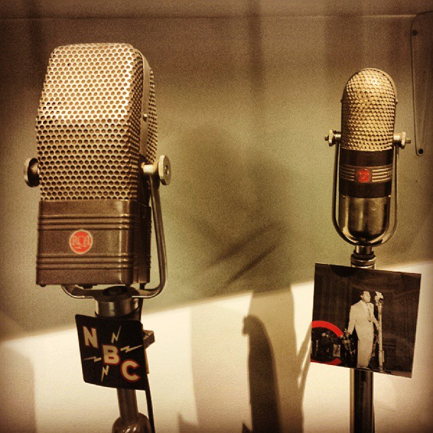 Vintage Microphones #retro #tekserve #audio #awesome