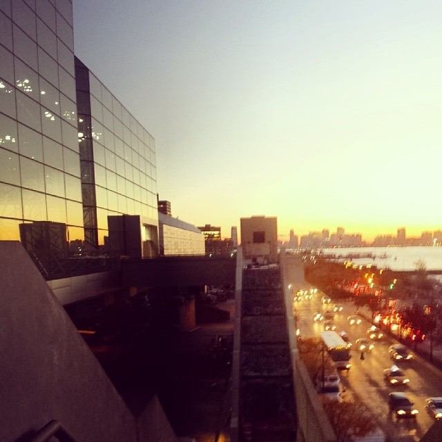 View of New Jersey #javits #PPE2013 #landscape