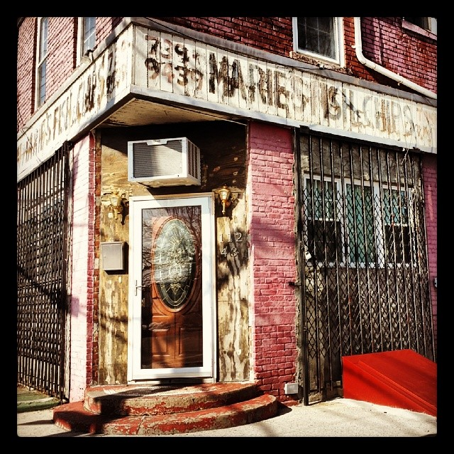 Marie's Fish & Chips #queens #nyc #urban #urbandecay #southjamaica