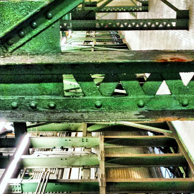 Another #Subway #Abstraction #train #transportation #newyork #green #timessquarenyc