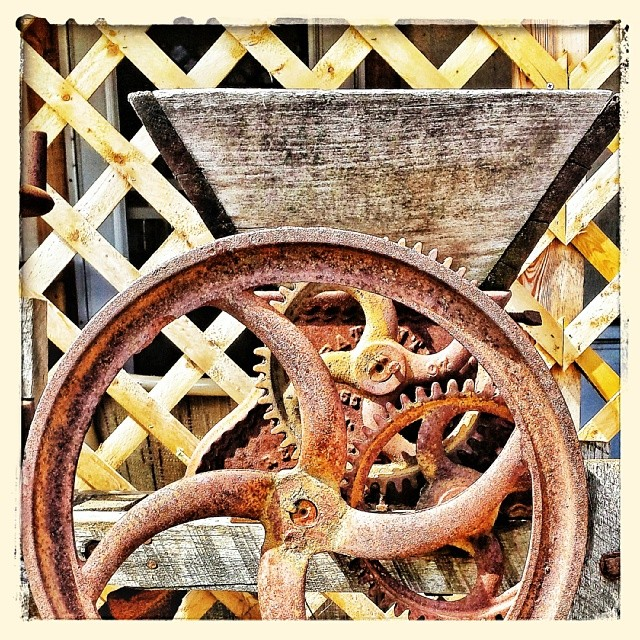 Grain Mill #northfork #adoramapix #longisland #farm #newyork #antique
